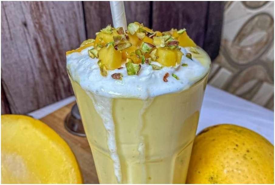 Mango shake recipe- India TV Hindi