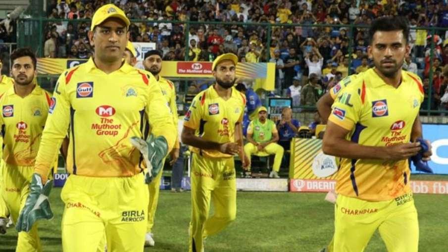 Deepak chahar, MS Dhoni, India, CSK, IPL, cricke, Sports  - India TV Hindi