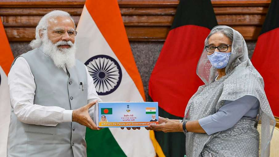 china threatens bangladesh not to go closer to quad india america japan australia चीन ने बांग्लादेश - India TV Hindi