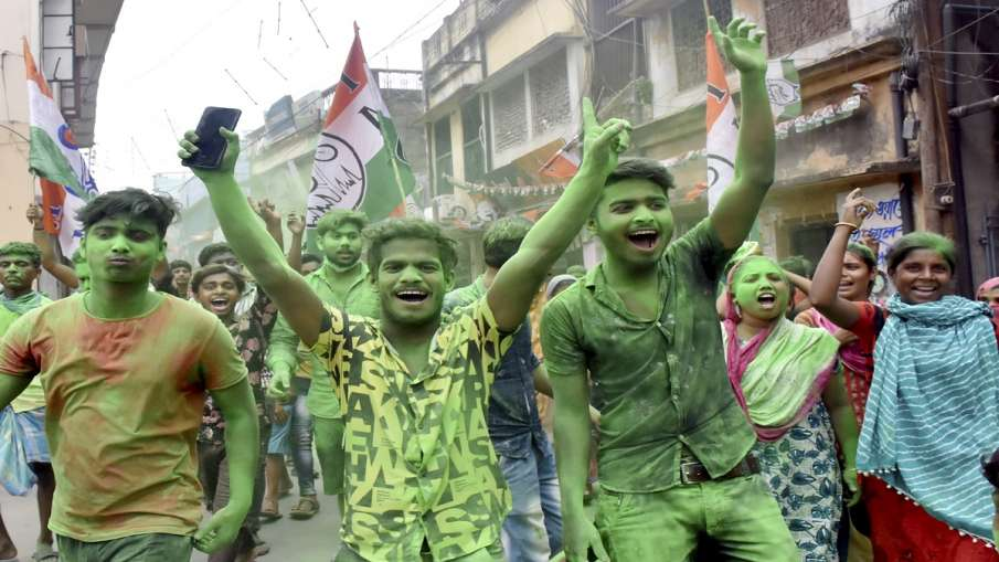 BJP accepts defeat in West Bengal Elections Rajnath Singh congrats mamata banerjee बंगाल में बीजेपी - India TV Hindi