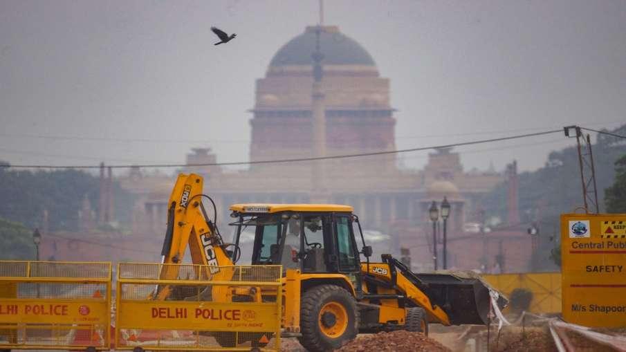 Central Vista a vital essential national project says Delhi High Court सेंट्रल विस्टा एक अहम, आवश्यक- India TV Hindi