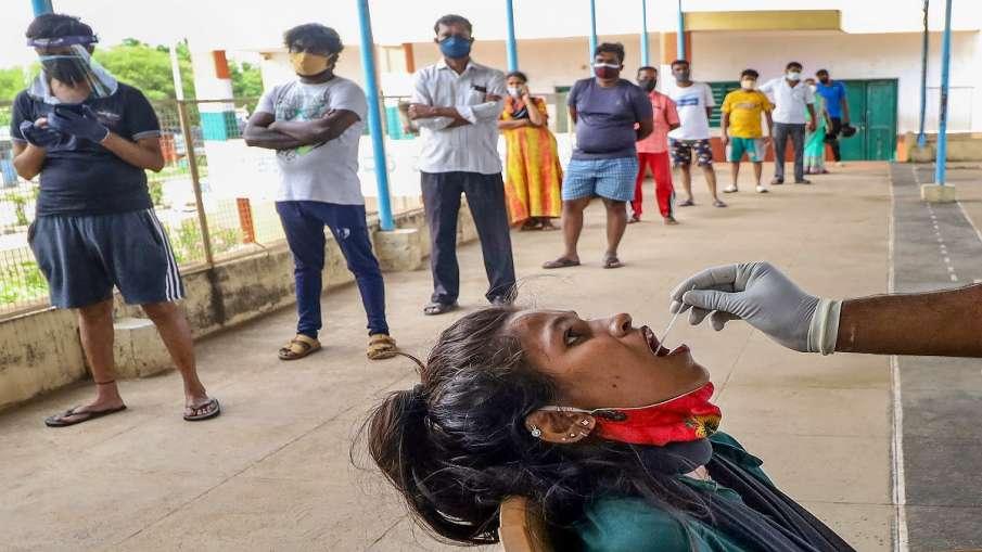 Coronavirus cured cases crosses 2 crore mark in India देश में अबतक 2 करोड़ से ज्यादा मरीजों ने दी को- India TV Hindi