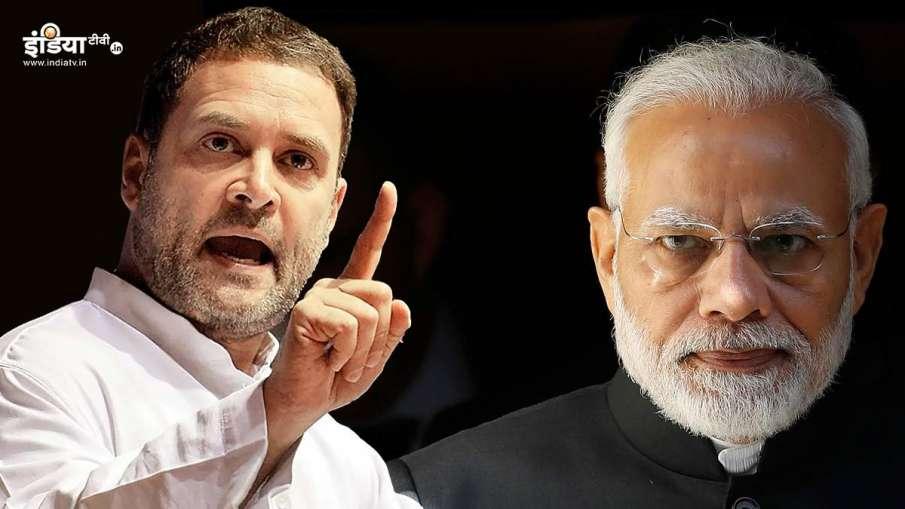 Rahul gandhi attacks narendra modi bjp ministers covid PM की 'झूठी छवि' के लिए मंत्री किसी भी विषय प- India TV Hindi