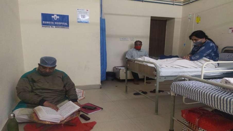 कोविड मरीजों को...- India TV Hindi