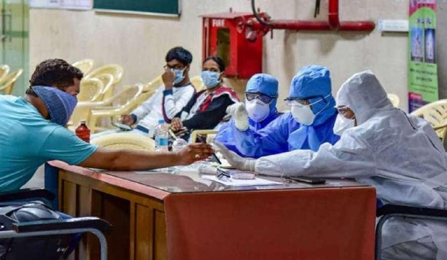 Rajasthan reports 16815 new coronavirus cases, 155 fatalities- India TV Hindi