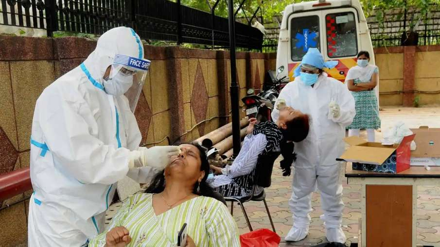 Rajasthan reports 18231 new coronavirus cases, 164 fatalities- India TV Hindi