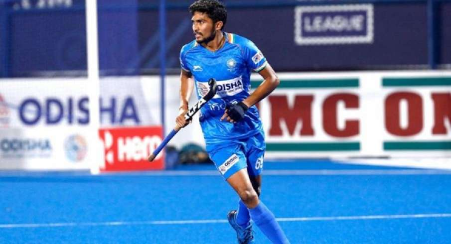 Indian hockey, midfielder, Rajkumar Pal,Tokyo Olympics- India TV Hindi
