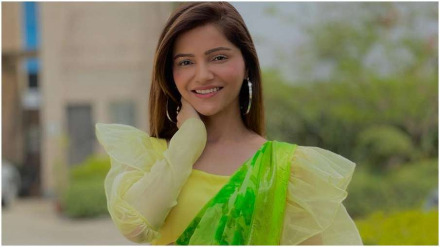 rubina dilaik- India TV Hindi