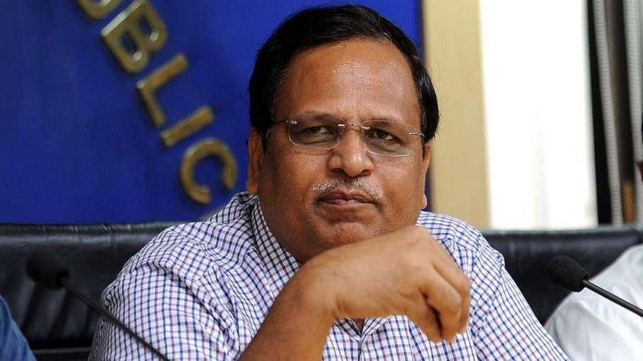Satyendar Jain speaks on COVID-19 vaccine shortage in Delhi- India TV Hindi