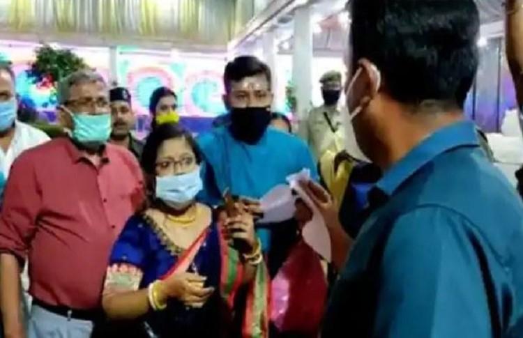 त्रिपुरा: DM शैलेश...- India TV Hindi