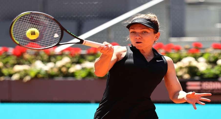 Tennis, Sports, Simona Hallep, World number- India TV Hindi