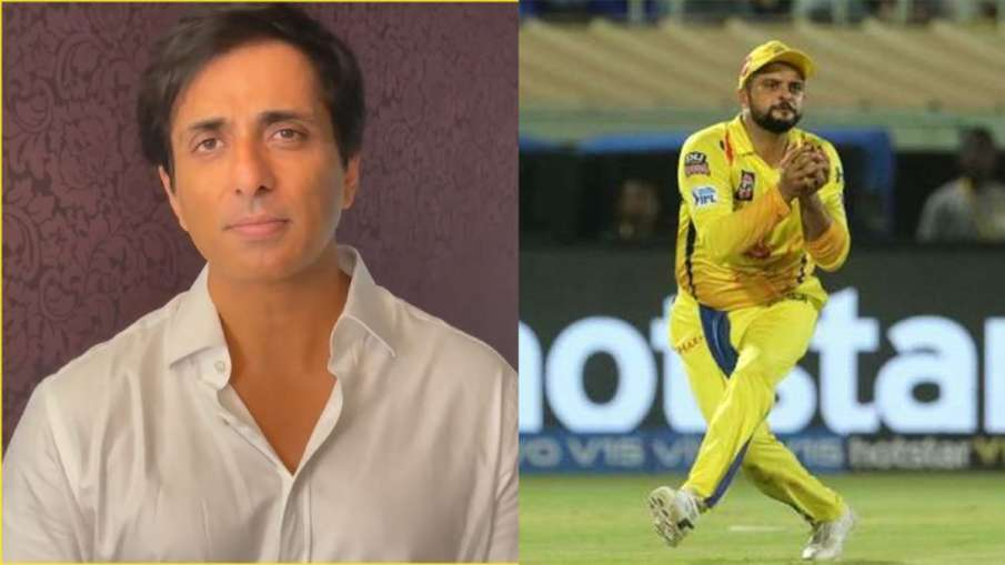 Sonu Sood Help Suresh Raina Aunt Covid-19, said 'oxygen cylinder is reaching brother in 10 minutes'- India TV Hindi