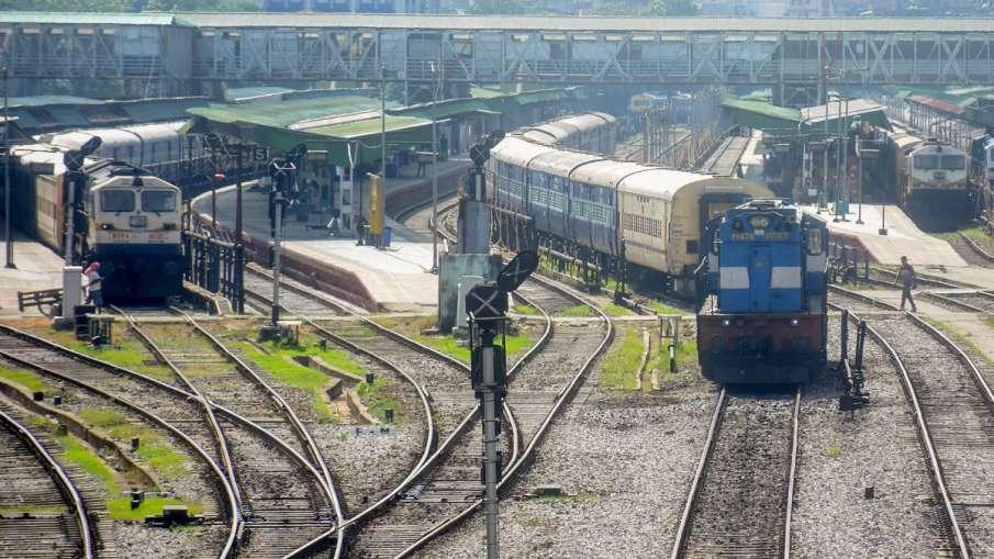 indian railways cancel Delhi NCR four trains between Delhi tundla hathras aligarh ghaziabad mathura - India TV Hindi