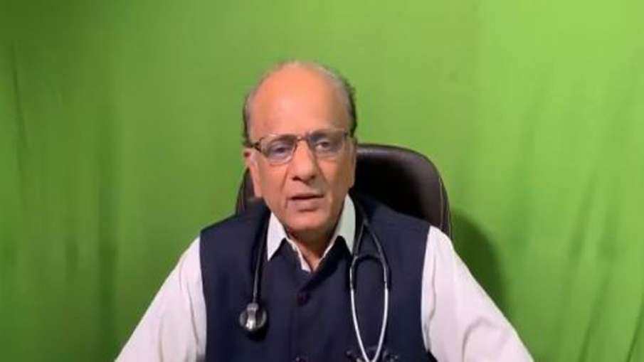 IMA के पूर्व अध्यक्ष...- India TV Hindi