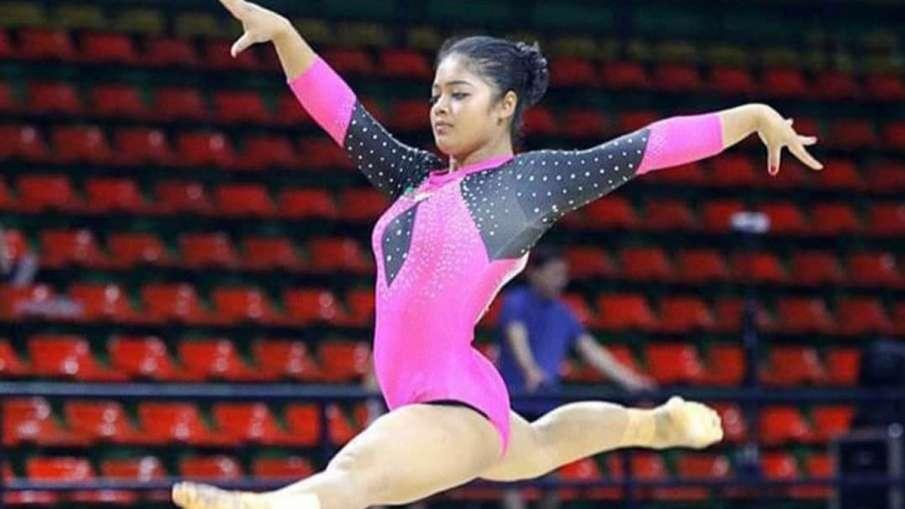 Kiren Rijiju assured all possible help to Pranati Nayak, an Olympic qualifying gymnast- India TV Hindi