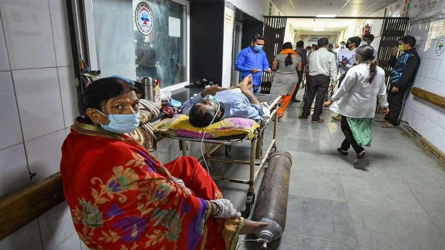 UP records 28076 new coronavirus cases, 372 fatalities- India TV Hindi
