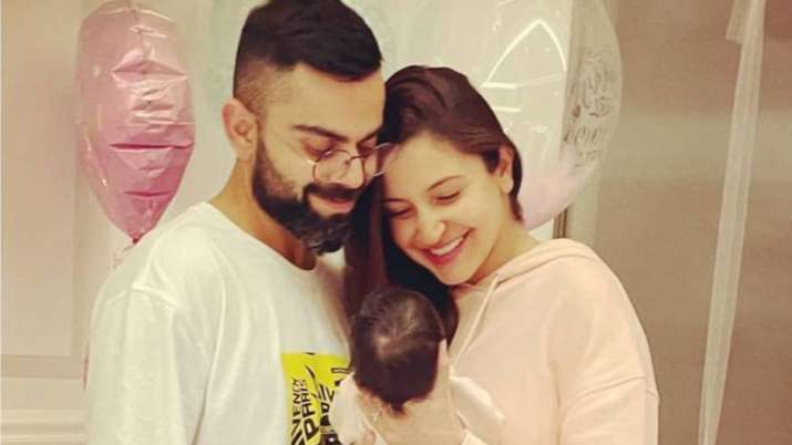 Virat Kohli told when will release the first picture of daughter Vamika- India TV Hindi