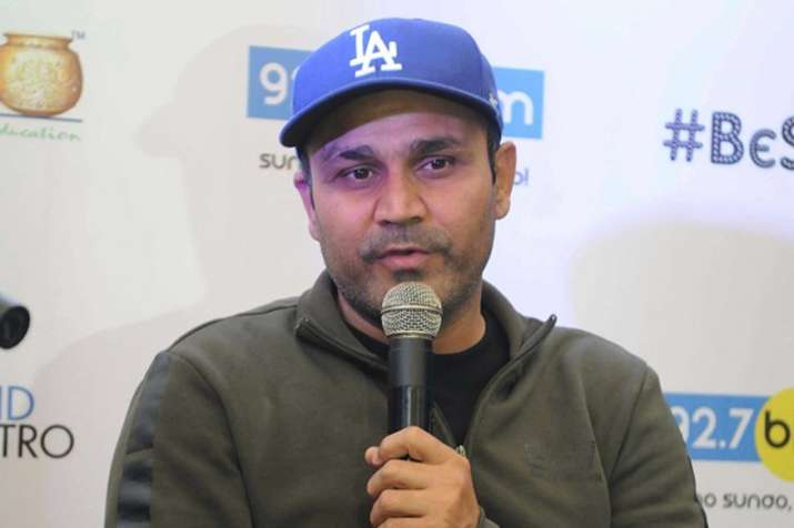 Virender Sehwag Said no one talks about This Platyer After Brilliant Performance in IPL 2021- India TV Hindi