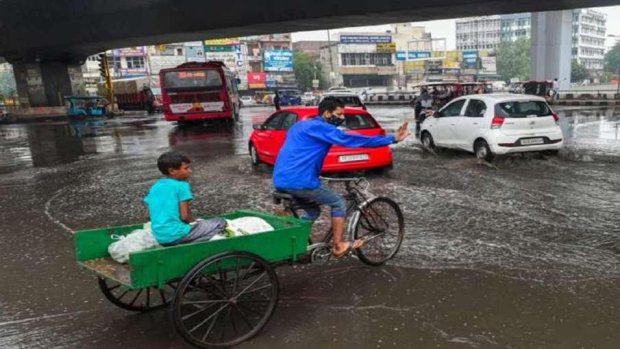 Weather Forecast: दिल्ली-हरियाणा-चंडीगढ़ में तेज हवाएं, बिजली गिरने की संभावना- India TV Hindi