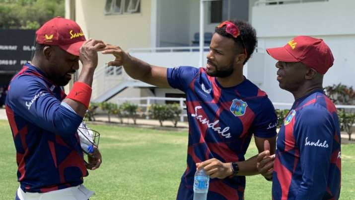 West Indies start practice after players come to Covid test negative- India TV Hindi