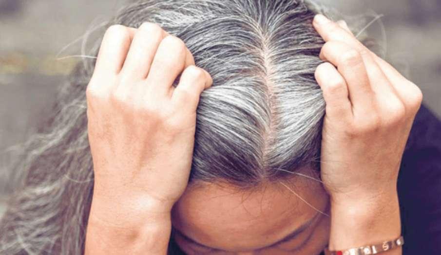 कम उम्र में हो गए हैं बाल सफेद तो अपनाएं इन घरेलू नुस्खों को, कुछ ही दिनों में पाएं काले-घने हेयर- India TV Hindi