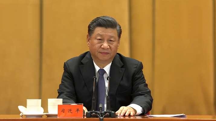 चीनी राष्ट्रपति शी...- India TV Hindi