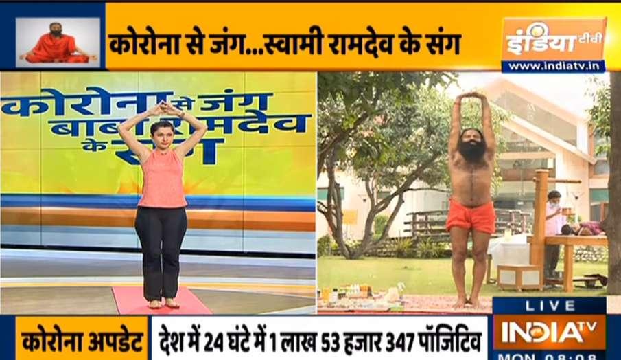 30 साल की उम्र में ब्लड प्रेशर हुआ आउट ऑफ कंट्रोल, स्वामी रामदेव से जानिए हाइपरटेंशन को क्योर करने क- India TV Hindi