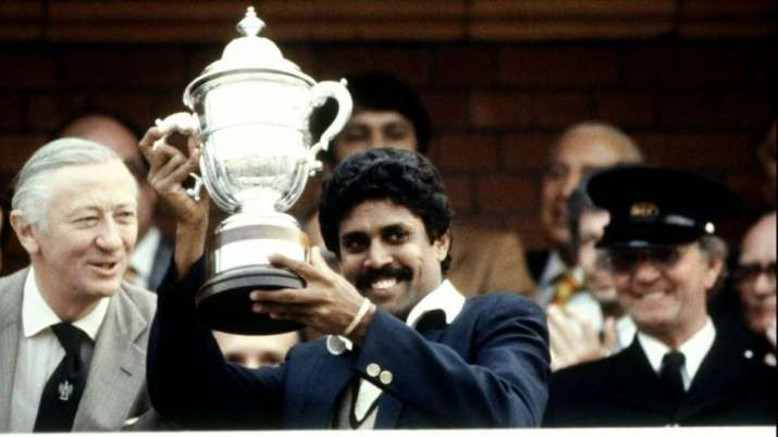 On this dayIndia created history in the 1983 World Cup by defeating the two-time champion team West - India TV Hindi