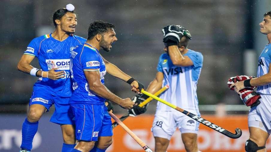 हॉकी रैंकिंग में...- India TV Hindi