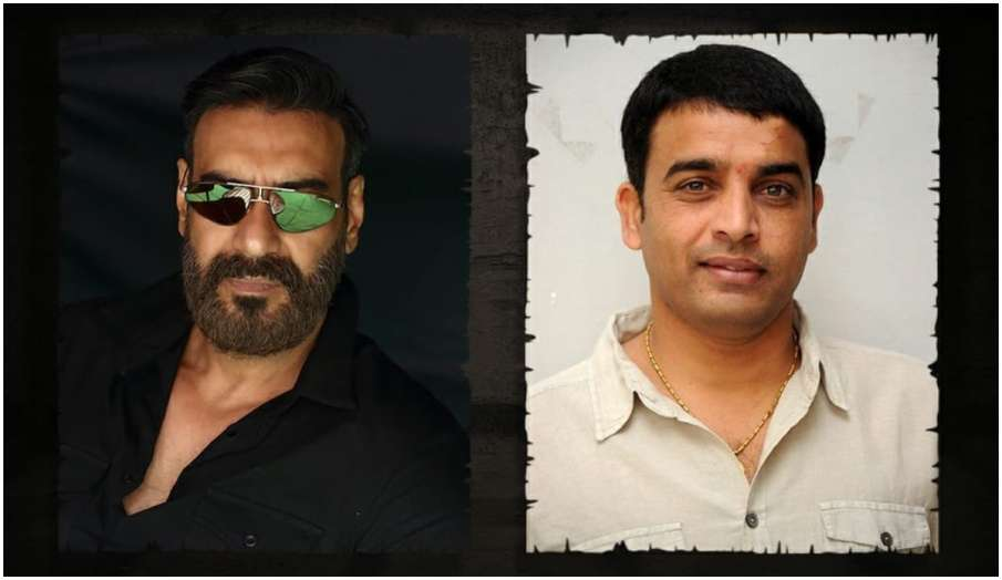 ajay devgn and dil raju joins hands will remake telugu film naandhi in hindi latest news - India TV Hindi