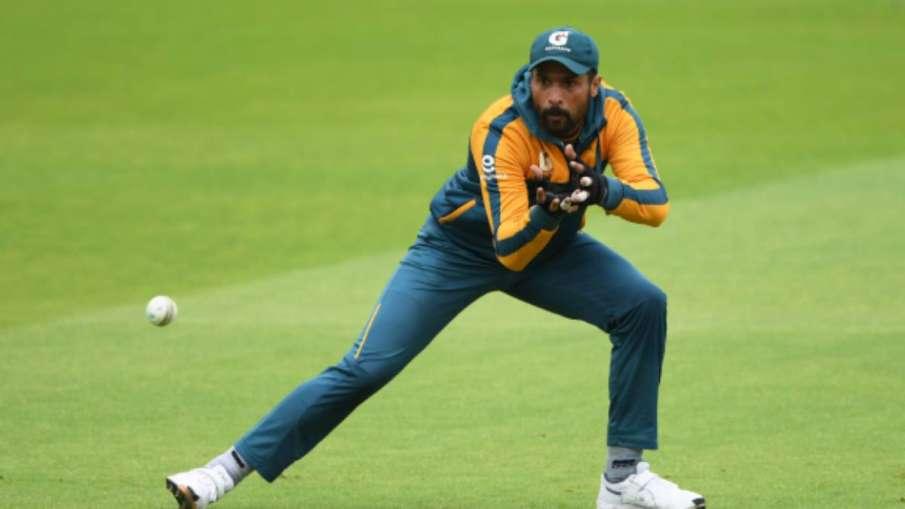 पाकिस्तान टीम में...- India TV Hindi
