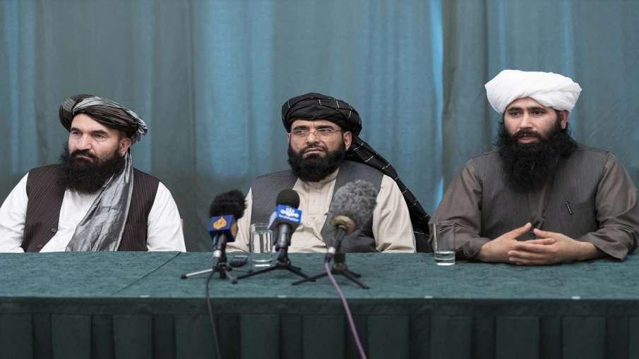 India is talking to Taliban says Qatar तालिबान से बातचीत कर रहा है भारत, कतर के विशेष दूत ने किया दा- India TV Hindi