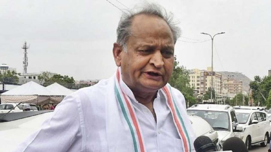 Ashok Gehlot, Rajasthan Chief Minister - India TV Hindi