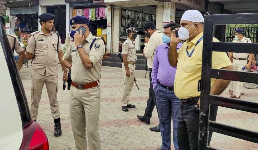 बिहार: बैंक से 1 करोड़ 19 लाख रुपयों की लूट, 5 की संख्या में आए थे लुटेरे- India TV Hindi