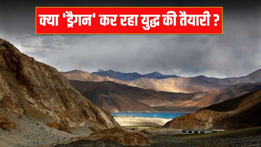 Is china preparing for war with India as Chinese fighter jets carried out exercise opposite Eastern - India TV Hindi