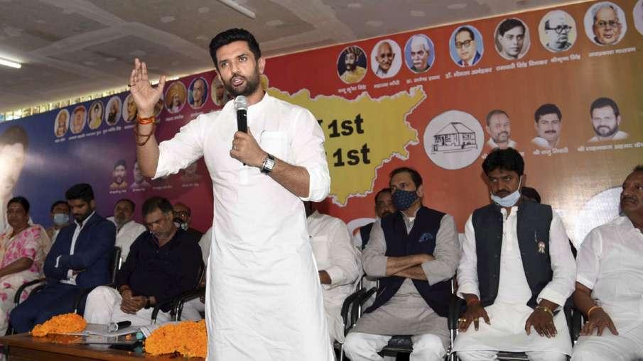 LJP पर चिराग के दावे का...- India TV Hindi