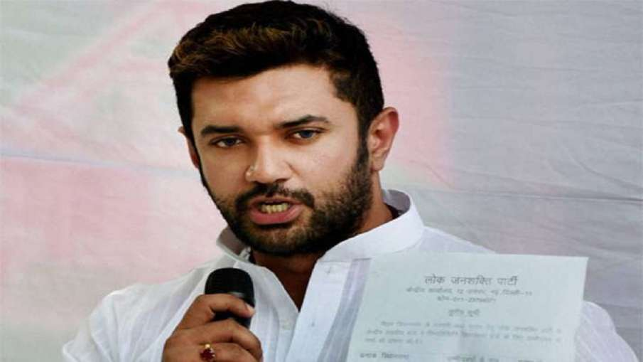 Minutes After Chirag Paswan's Ouster as LJP Chief, His Loyalists 'Remove' Rebels From Party- India TV Hindi