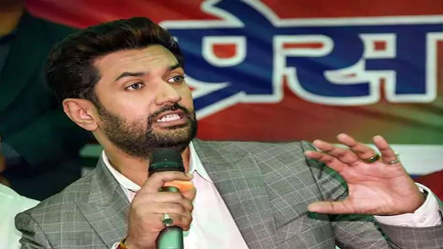 Son Of A Lion, Says Chirag Paswan on uncle Paras Paswan's revolt- India TV Hindi