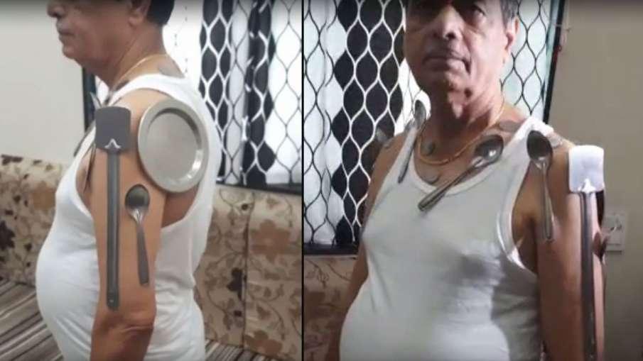 वैक्सीन लेते ही शरीर...- India TV Hindi