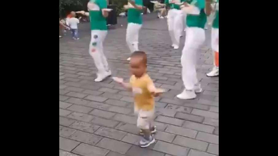 dancing kid- India TV Hindi