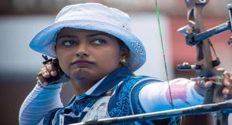 world cup, World Archery, Kumari, komalika bari, japan, Deepika Kumari, Deepika, Archer Deepika Kuma- India TV Hindi