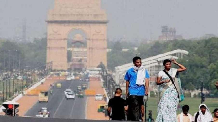 दिल्ली में गर्मी का प्रकोप बरकरार, दिन में तेज हवा चलने का अनुमान- India TV Hindi