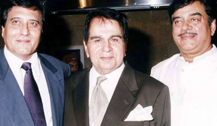 शत्रुघ्न सिन्हा ने की दिलीप कुमार के जल्दी स्वस्थ होने की कामना, शेयर की पुरानी तस्वीरे- India TV Hindi