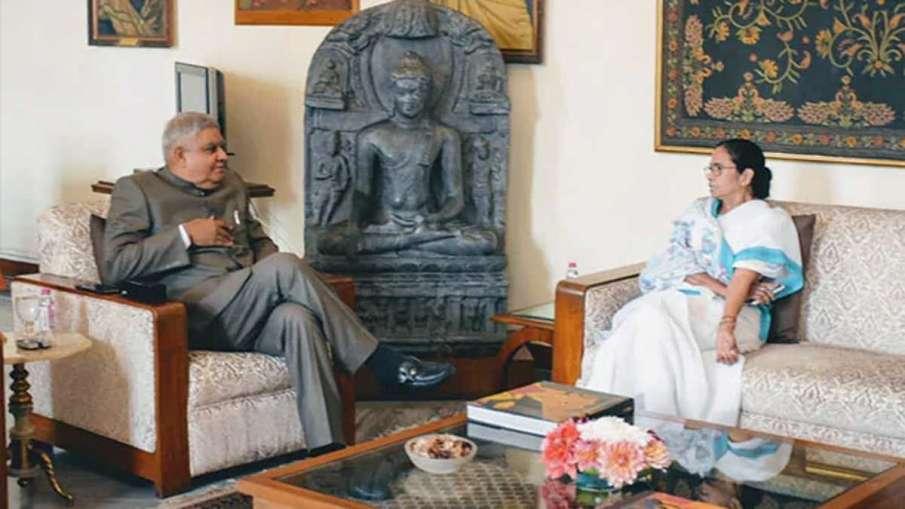 Jagdeep Dhankhar, Jagdeep Dhankhar Delhi, Jagdeep Dhankhar Mamata Banerjee- India TV Hindi