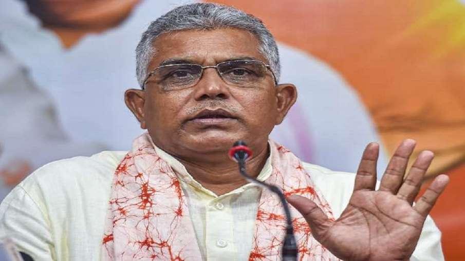 पश्चिम बंगाल चुनाव परिणाम के बाद 37 भाजपा कार्यकर्ताओं की हत्या हुई : दिलीप घोष - India TV Hindi