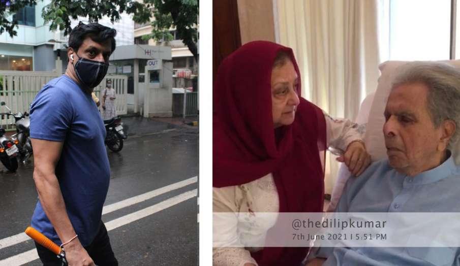 दिलीप कुमार से मिलने अस्पताल पहुंचे मधुर भंडारकर, कहा- उनके शीघ्र स्वस्थ होने की प्रार्थना करें- India TV Hindi