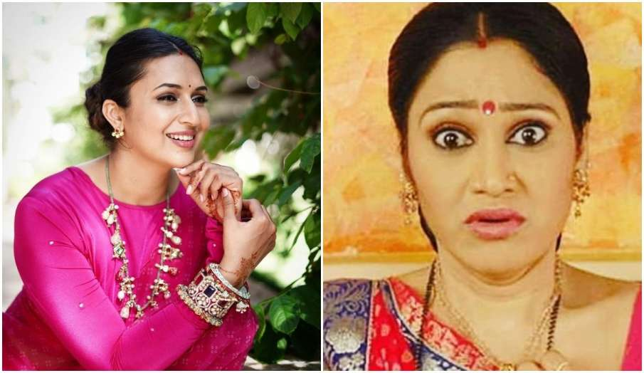 divyanka tripathi reacts on offer dayaben role in taarak mehta ka ooltah chashmah latest news - India TV Hindi