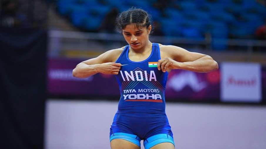ओलंपिक से पहले रेसलर...- India TV Hindi