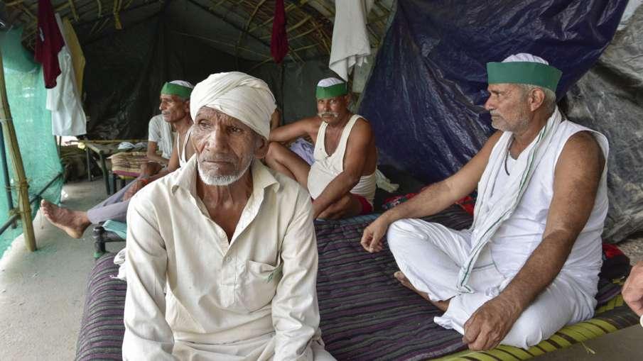 किसान आंदोलन के...- India TV Hindi