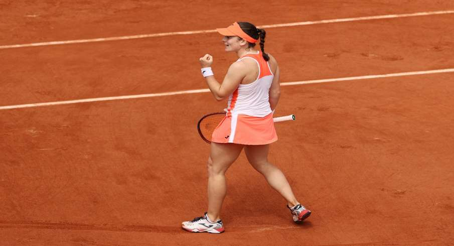 French Open, India, Sports, Tennis, Tamara Zidansek- India TV Hindi